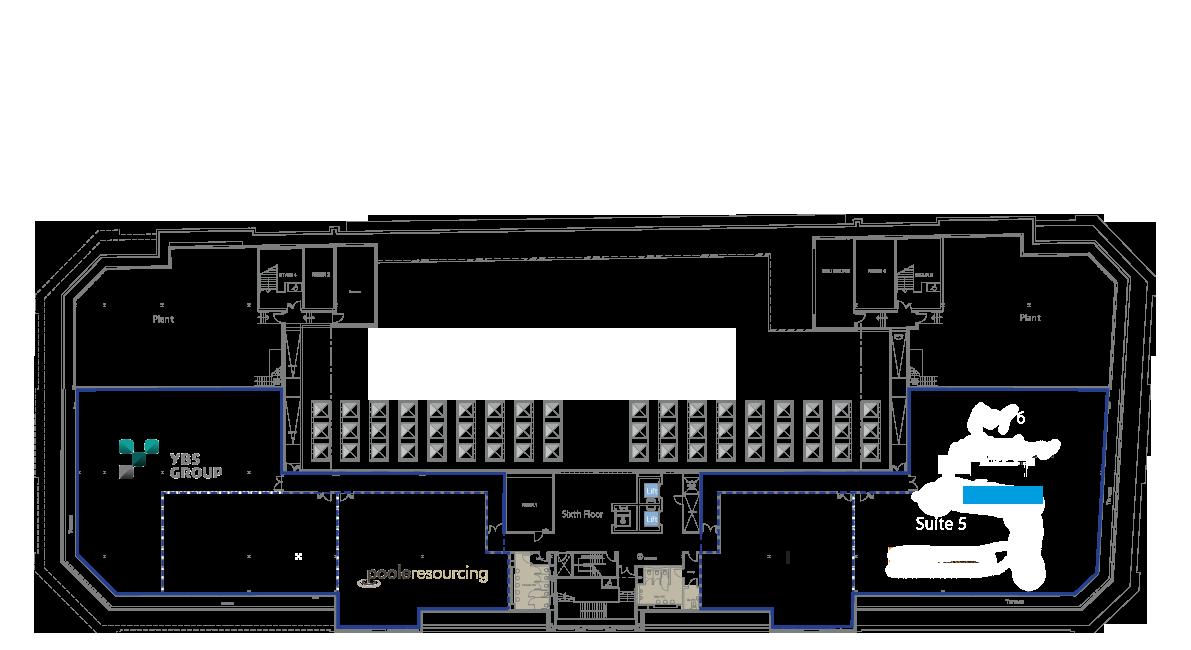 broad gate 6th floor plan broad gate rh broadgateleeds co uk Floor Plan Diagram Floor Plan Layout Template