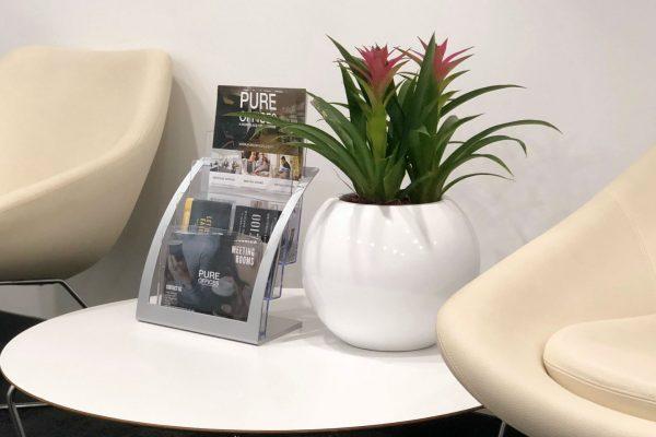 Pure-plant